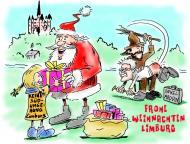 Weihnachten 2011 - der vertauschte Wunschzettel